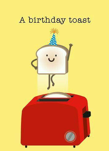 Funny Birthday Toasts