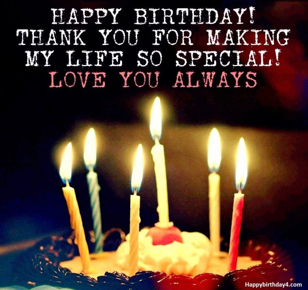 Top Cute Happy Birthday Wishes For Boyfriend