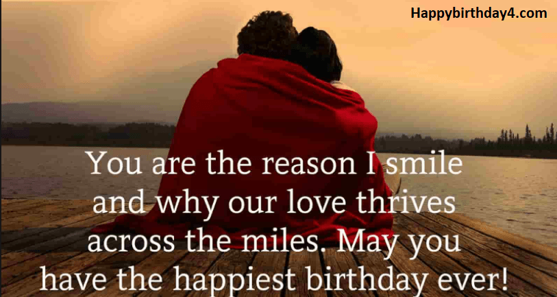 Happy Birthday Sweetheart Messages